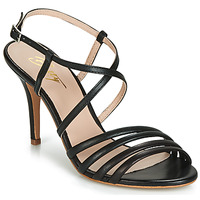 Schuhe Damen Sandalen / Sandaletten Betty London JIKOTIPE Schwarz