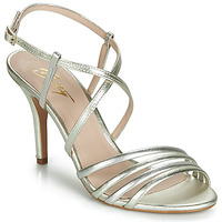 Schuhe Damen Sandalen / Sandaletten Betty London JIKOTIPE Gold / Silbern