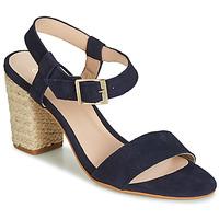 Schuhe Damen Sandalen / Sandaletten Betty London JIKOTIFE Marine