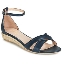 Schuhe Damen Sandalen / Sandaletten Betty London JIKOTIVE Marine