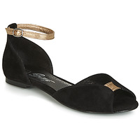 Schuhe Damen Sandalen / Sandaletten Betty London INALI Schwarz