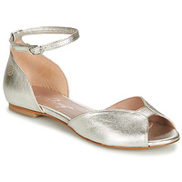 Schuhe Damen Sandalen / Sandaletten Betty London INALI Silbern