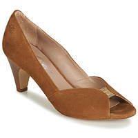 Schuhe Damen Pumps Betty London JIKOTI Camel