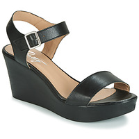 Schuhe Damen Sandalen / Sandaletten Betty London CHARLOTA Schwarz