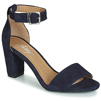 Schuhe Damen Sandalen / Sandaletten Betty London CRETOLIA Marine