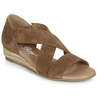 Schuhe Damen Sandalen / Sandaletten Betty London JIKOTE Camel