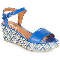 Schuhe Damen Sandalen / Sandaletten Betty London JIKOTERE Blau