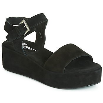 Schuhe Damen Sandalen / Sandaletten Betty London JIKOTETE Schwarz