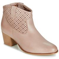 Schuhe Damen Low Boots Betty London JIKOTEVE Maulwurf
