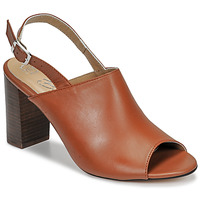 Schuhe Damen Sandalen / Sandaletten Betty London JIKOTEGE Camel