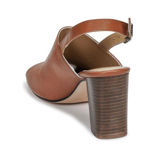Betty London JIKOTEGE Camel    Schuhe Sandalen / Sandaletten Damen 744f7e