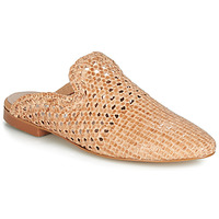 Schuhe Damen Pantoffel Betty London JIKOTEXE Camel