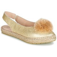 Schuhe Damen Ballerinas Betty London JIKOTI Gold