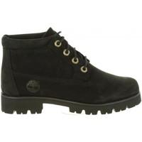 Schuhe Damen Low Boots Timberland A1VM1 HERITAGE Negro