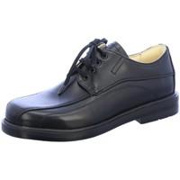 Schuhe Jungen Derby-Schuhe & Richelieu Däumling Schnuerschuhe Kommunionschuh 700011M 01 schwarz