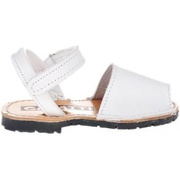 Schuhe Kinder Sandalen / Sandaletten Garatti PR0051 Blanco