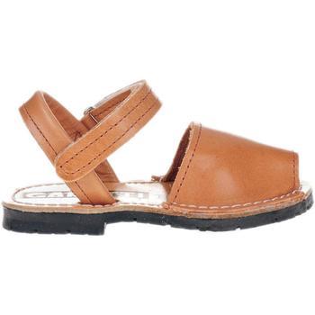 Schuhe Kinder Sandalen / Sandaletten Garatti PR0051 Beige