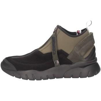 Schuhe Herren Sneaker High Mg Magica U1831 Sneaker Mann Schwarz / Grün Schwarz / Grün