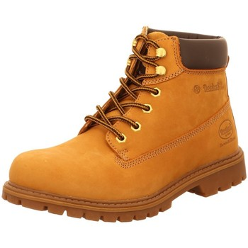 Schuhe Herren Boots Dockers by Gerli 35CA001 300 910 braun