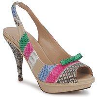 Schuhe Damen Sandalen / Sandaletten Fericelli NIADIK Multifarben