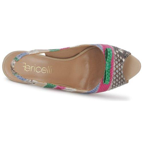 Fericelli Sandalen NIADIK Multifarben  Schuhe Sandalen Fericelli / Sandaletten Damen 191,20 c258c1