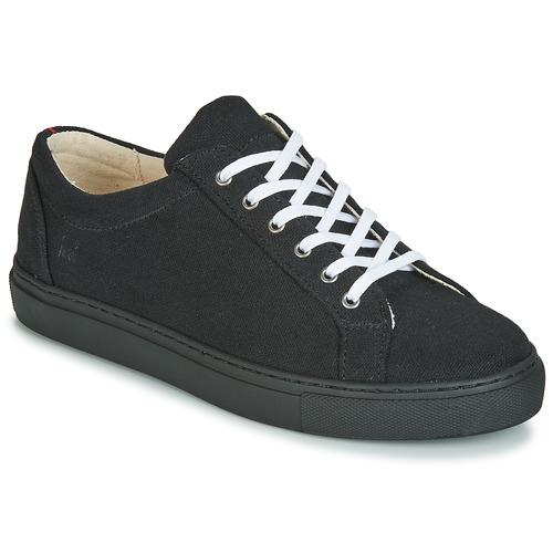 Schuhe Herren Sneaker Low Dream in Green JAKAMIE Schwarz