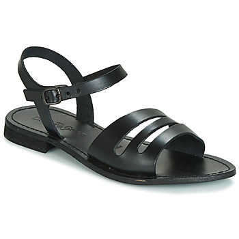Schuhe Damen Sandalen / Sandaletten Dream in Green JAKALETTE Schwarz