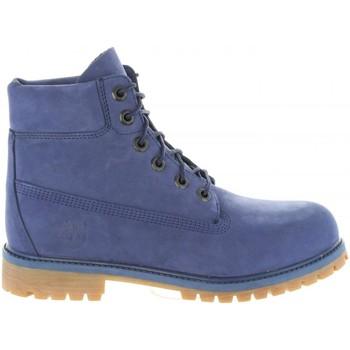 Schuhe Kinder Wanderschuhe Timberland A1VCV 6 IN PREMIUM Azul