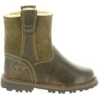 Schuhe Kinder Klassische Stiefel Timberland A1BSC CHESTNUT Marrón