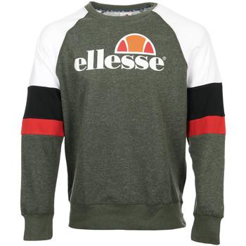 Kleidung Herren Sweatshirts Ellesse Eh H Sws Col Rond Tricolore Grün