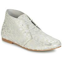 Schuhe Damen Boots Ippon Vintage HYP ARY Weiss / Silbern