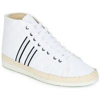 Schuhe Damen Sneaker High Ippon Vintage BAD HYLTON Weiss