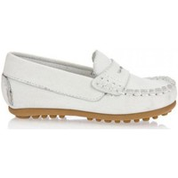 Schuhe Jungen Slipper Garatti PR0055 Blanco