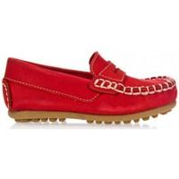 Schuhe Jungen Slipper Garatti PR0055 Rojo