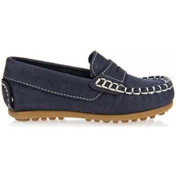 Schuhe Jungen Slipper Garatti PR0055 Azul