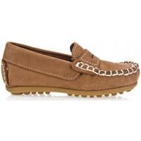 Schuhe Jungen Slipper Garatti PR0055 Beige