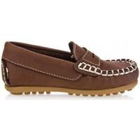 Schuhe Jungen Slipper Garatti PR0055 Marrón