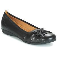 Schuhe Damen Ballerinas Gabor MATILDA Schwarz