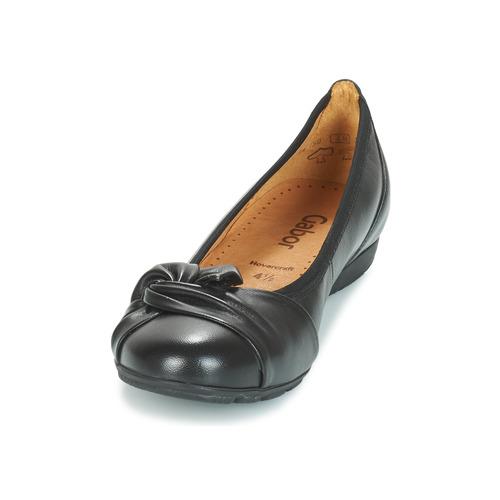 Gabor MATILDA Schwarz  Schuhe Ballerinas Ballerinas Ballerinas Damen b3e7d2