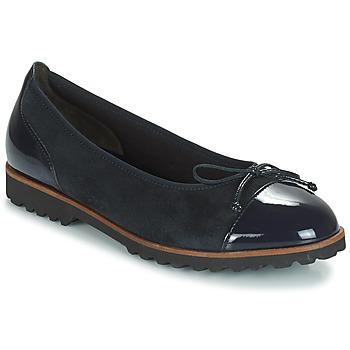 Schuhe Damen Ballerinas Gabor CAROLINA Marine
