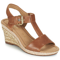 Schuhe Damen Sandalen / Sandaletten Gabor FIULI Cognac