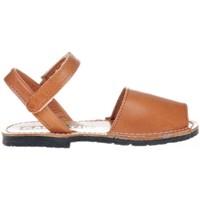Schuhe Kinder Sandalen / Sandaletten Garatti AN0072 Beige