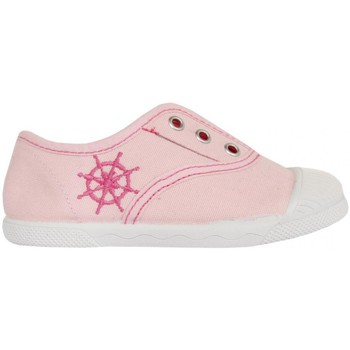Schuhe Kinder Sneaker Low Cotton Club CC0002 Rosa