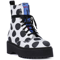 Schuhe Herren Boots At Go GO  BIG POIS NERO Bianco