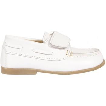 Schuhe Jungen Bootsschuhe Garatti PR0049 Blanco