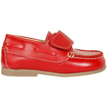 Schuhe Jungen Bootsschuhe Garatti PR0049 Rojo