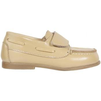 Schuhe Jungen Bootsschuhe Garatti PR0049 Beige