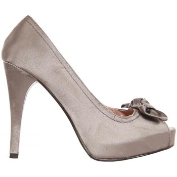 Schuhe Damen Pumps Top Way B022243-B7200 Gris