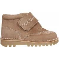 Schuhe Jungen Boots Garatti PR0045 Beige
