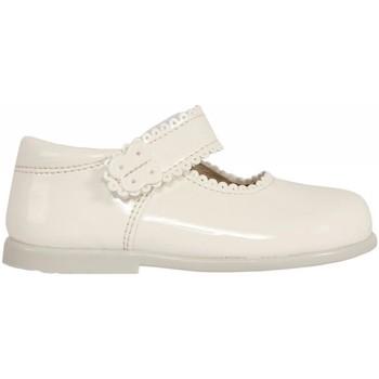Schuhe Mädchen Ballerinas Garatti PR0043 Hueso
